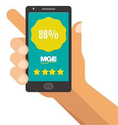 satisfaction clients Groupe MGE