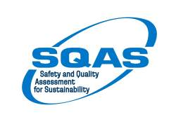 Logo certification SQAS