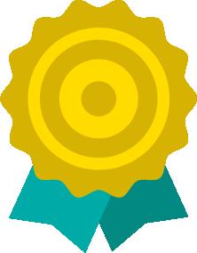 Picto Médaille - Qualité